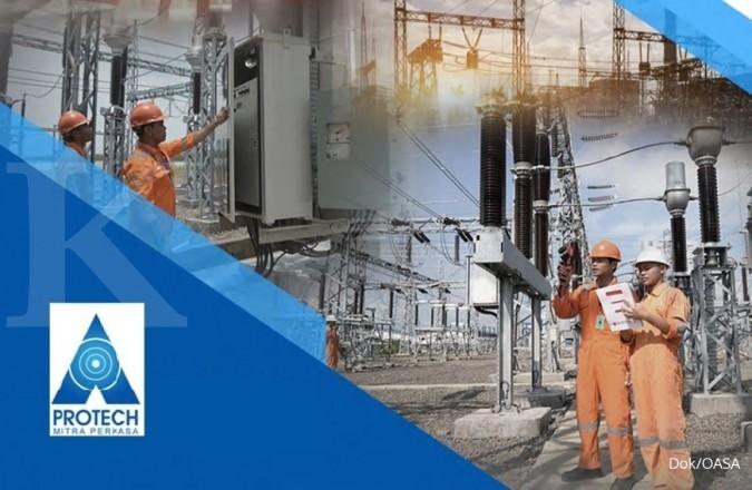 OASA Kinerja Protech Mitra Perkasa (OASA) masih tertekan pada 2019