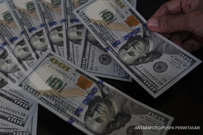 Rupiah menguat karena sejumlah penopang dari pasar global