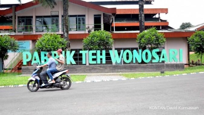 Pabrik Teh Wonosari Malang. Jelajah Ekonomi Kontan tol Trans-Jawa