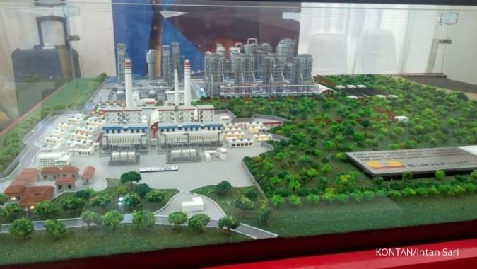 PTBA Bukit Asam (PTBA) lirik pengembangan proyek PLTS