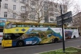 Bus Wonderful Indonesia berseliweran di Berlin Jerman
