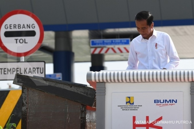 New 140.9-km Sumatra toll road to be free of charge for a month