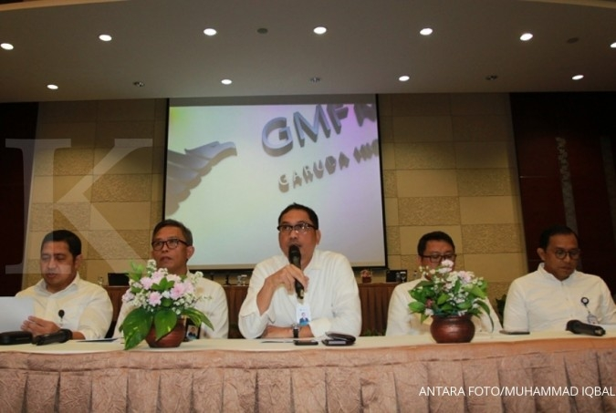 Garuda Maintenance Facility AeroAsia (GMFI) bagikan dividen US$ 6,1 juta
