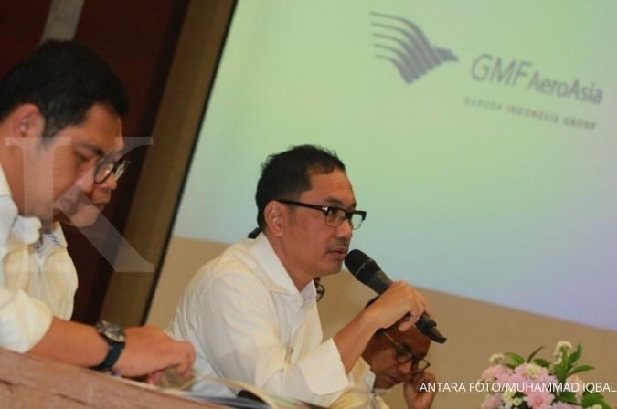 Ini penyebab laba bersih Garuda Maintenance Facility AeroAsia (GMFI) anjlok