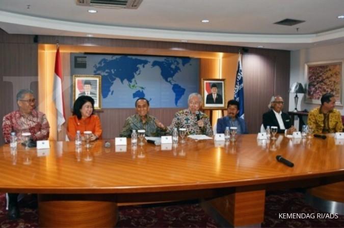 Kumpulkan Para Mendag terdahulu, Menteri Enggar Bahas Isu Perdagangan Terkini
