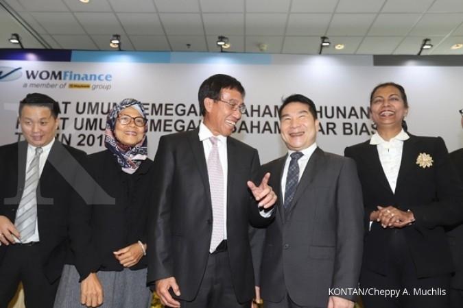 WOMF WOM Finance terbitkan obligasi Rp 1,675 triliun