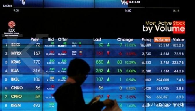 NFCX Secara teknikal, berikut rekomendasi analis untuk saham startup digital
