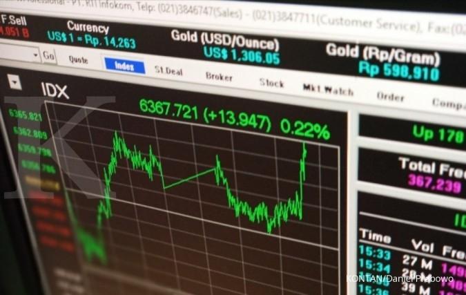 Simak rekomendasi saham WSKT, LSIP, dan TINS untuk perdagangan hari ini