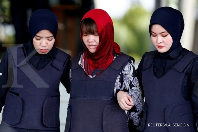 Malaysia frees Vietnamese woman accused of killing N.Korean leader's half-brother