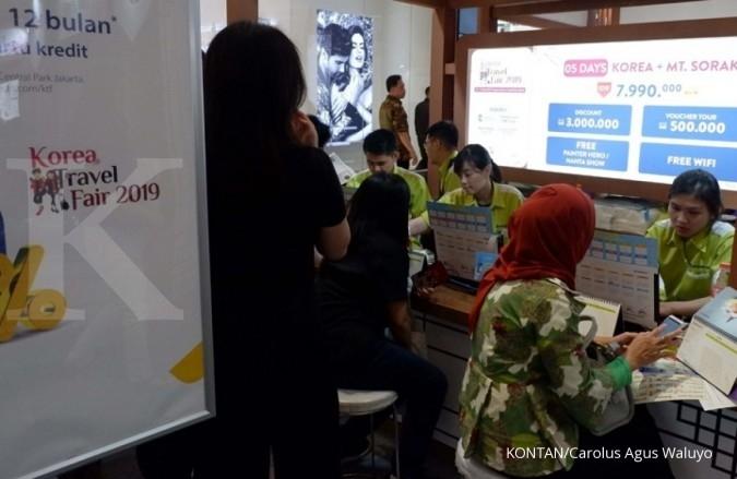 Begini cara dapat tiket murah di Singapore Airlines BCA Travel Fair 2020