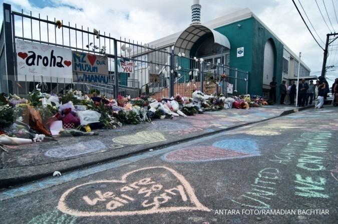 Teror Selandia Baru Image: Bila Tak Ditangkap, Pelaku Teror Selandia Baru Akan Terus