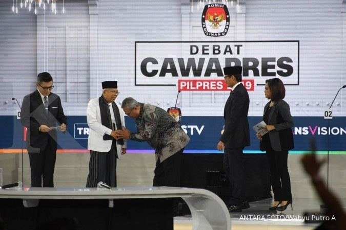 Ini kata Sandiaga dan Ma'ruf Amin soal stunting di Indonesia