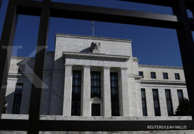 The Fed mempertahankan suku bunga di level 2,25%-2,50%