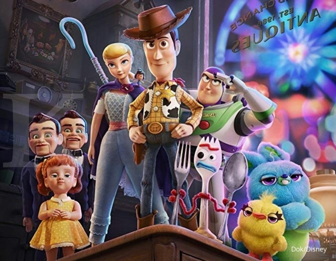 Box Office: Toy Story 4 Dominates With $118 Million Debut