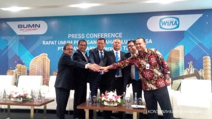 Wijaya Karya (WIKA) dan Astra negosiasikan divestasi jalur tol Surabaya-Mojokerto