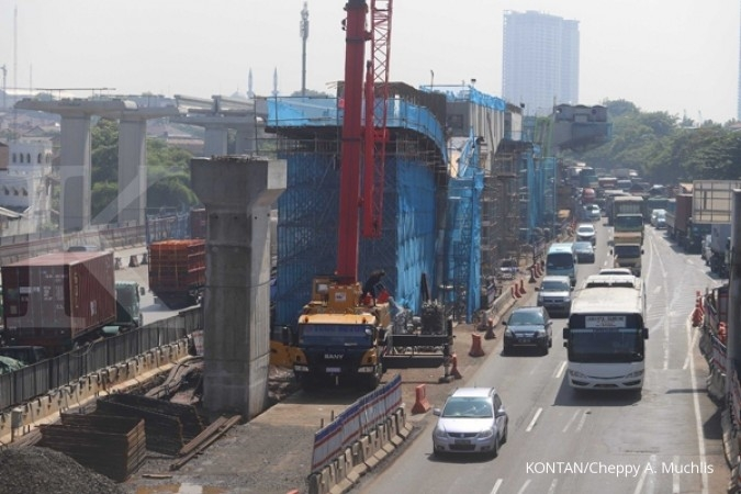 Nearly half a million motorists return to Jakarta after Idul Fitri