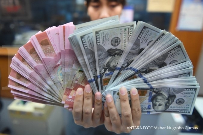 Review Rupiah: Terimbas Konflik AS dan China