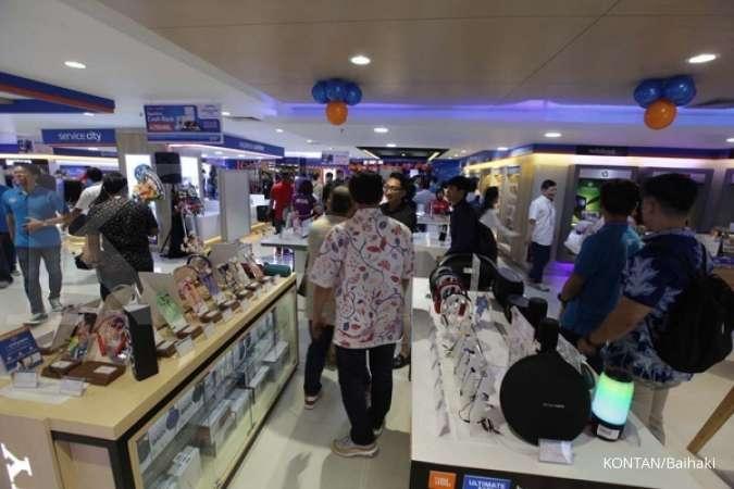 ECII Electronic City Indonesia (ECII) rombak jajaran direksi, ini susunan barunya