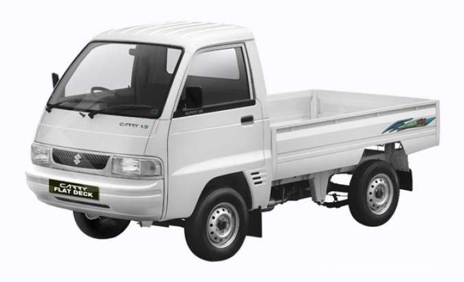 Sudah Terjangkau Harga Mobil Bekas Suzuki Carry Pick Up Kini Mulai Rp 50 Juta