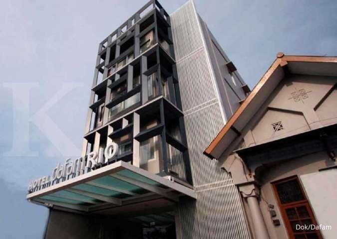 Dafam Property Indonesia (DFAM) bangun hotel di Kalimantan Selatan
