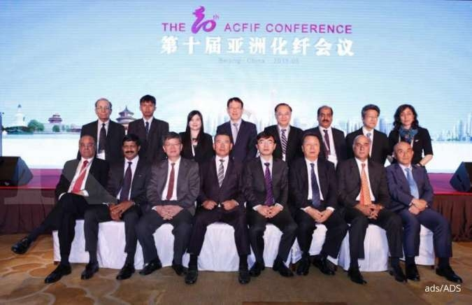 12th ASIAN CHEMICAL FIBER INDUSTRIES FEDERATION CONFERENCE 2019