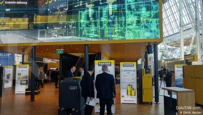 Di Hannover Messe 2020, RI Unjuk Taji Industri 4.0 dan Gaet Investasi
