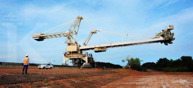 BIPI Astrindo Nusantara (BIPI) geber sembilan proyek infrastruktur energi