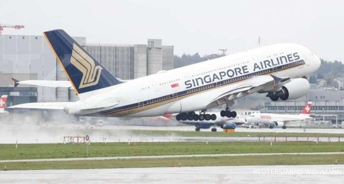 SIA Ambil Alih Layanan Penerbangan ke Busan Milik Silkair, Kapasitas Kursi  Meningkat 76%