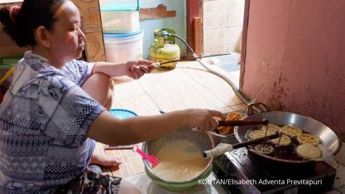 Kampung Kembang Goyang Tempat Produksi Camilan Tradisional Bagian 2
