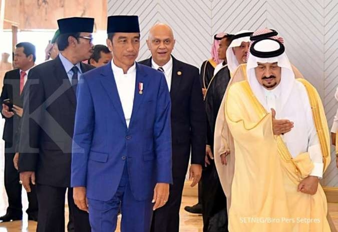 Met the Minister of Energy of Saudi Arabia, Jokowi discussed the Cilacap refinery