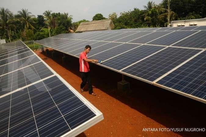 TGRA Sejumlah emiten jajaki bisnis pembangkit listrik tenaga surya