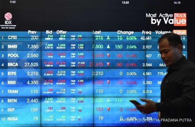 Rekomendasi saham BBCA, ELSA dan BSDE pada perdagangan Jumat