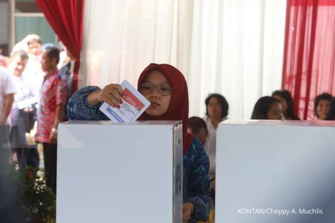 ASII Jokowi-Ma'ruf Amin unggul di hitung cepat, harga saham Jardine Cycle & Carriage naik