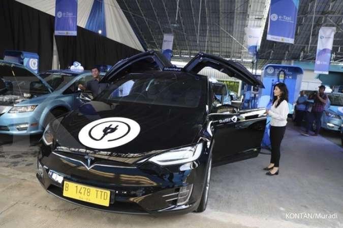 Menteri ESDM: Peluncuran E-Taxi Blue Bird sejalan dengan program diversifikasi energi