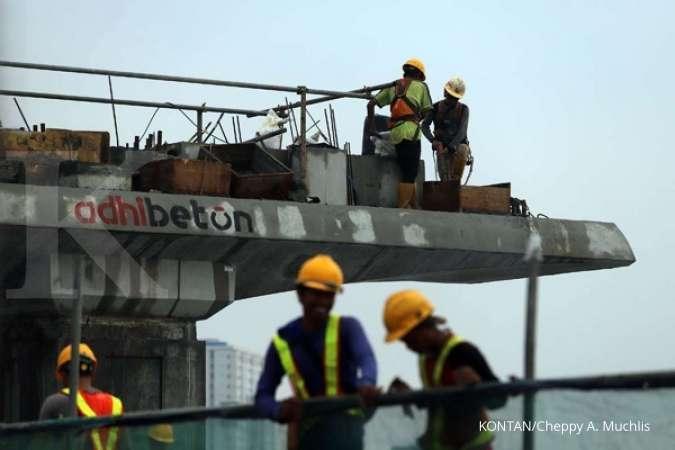 ADHI Kontrak baru Adhi Karya hingga November masih mini, simak rekomendasi analis berikut