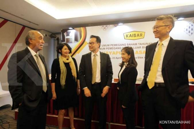 CAKK Cahayaputra Asa Keramik (CAKK) prediksi penjualannya turun 40% saat Lebaran
