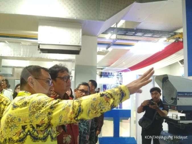 IGAR Champion Pacific Indonesia (IGAR) raih kenaikan penjualan obat