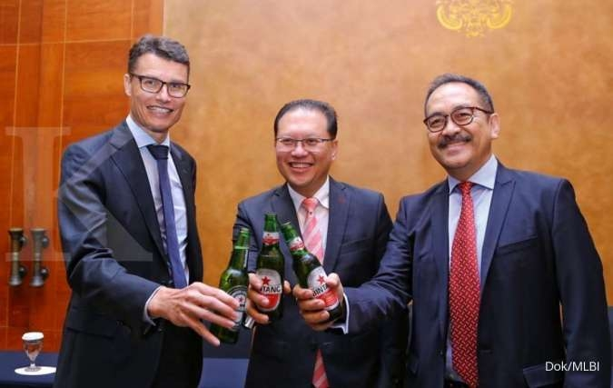 Multi Bintang Indonesia (MLBI) capai pertumbuhan pendapatan 8% di tahun 2018