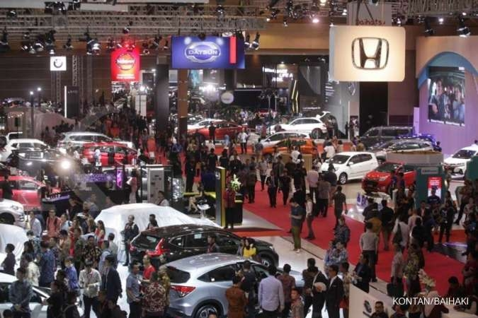 Kolaborasi otomotif dan teknologi di Telkomsel International Indonesia Motor Show