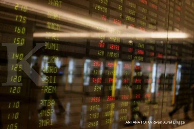 TLKM IHSG Mencetak penurunan paling tipis, ini rekomendasi saham-saham infrastruktur