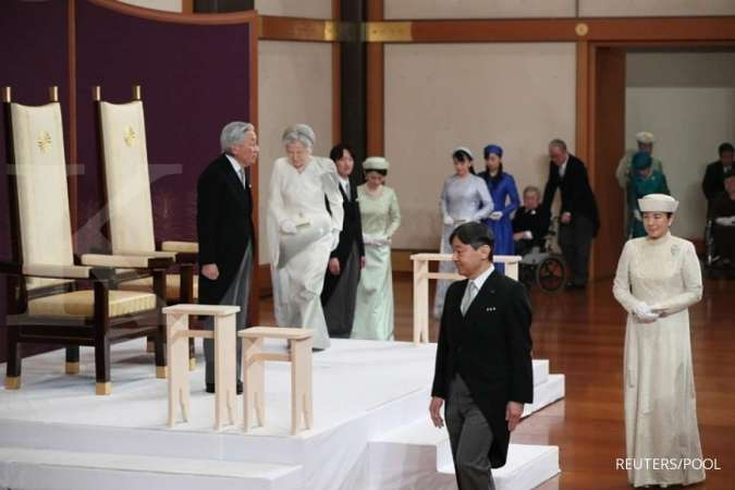 Pergantian Tahta di Jepang: Berakhirnya Era Heisei
