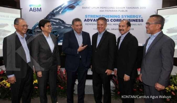 NISP ABMM ABM Investama (ABMM) tambah modal kerja US$ 50 juta dari Bank OCBC NISP
