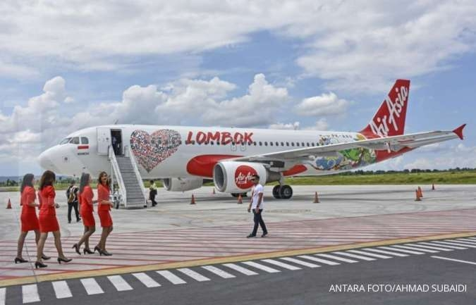 AirAsia Indonesia (CMPP) Gelar Rights Issue demi Ekspansi dan Meningkatkan Free Float
