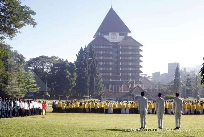 Daftar lengkap 30 universitas terbaik di Indonesia di 2021