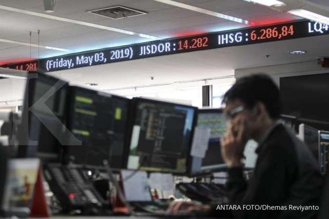 IPOL SOCI MARK PUDP AMRT SRSN Simak rekomendasi analis untuk emiten pembagi dividen pada pekan ini