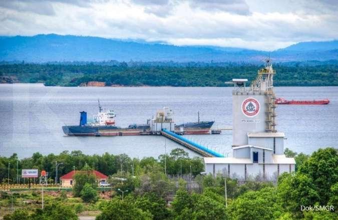 Meski laba turun, saham Semen Indonesia (SMGR) masih prospektif pasca akuisisi SMCB