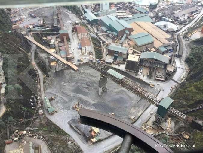 Freeport dikabarkan gandeng Tsingshan bangun smelter, ini kata ESDM