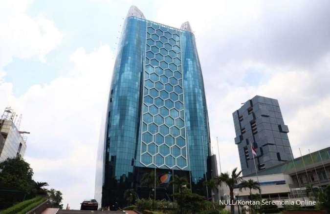 WEGE Gedung Kementerian BUMN kini menjelma jadi perkantoran modern