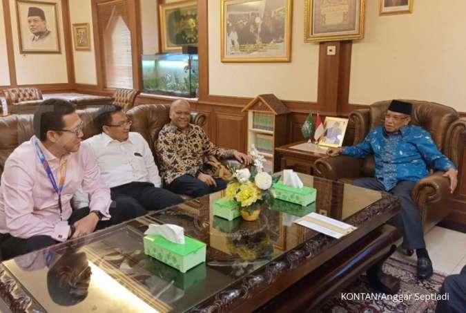 CASA Jelang diakuisisi oleh Ilham Habibie, Bank Muamalat sowan ke PBNU