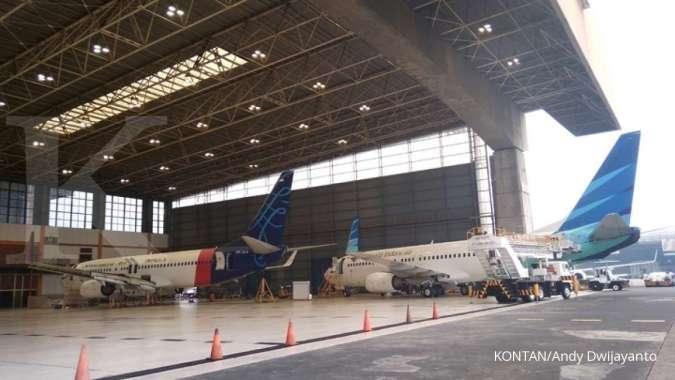 Garuda Maintenance Facility Aero Asia (GMFI) tunjuk dirut baru dalam RUPSLB hari ini